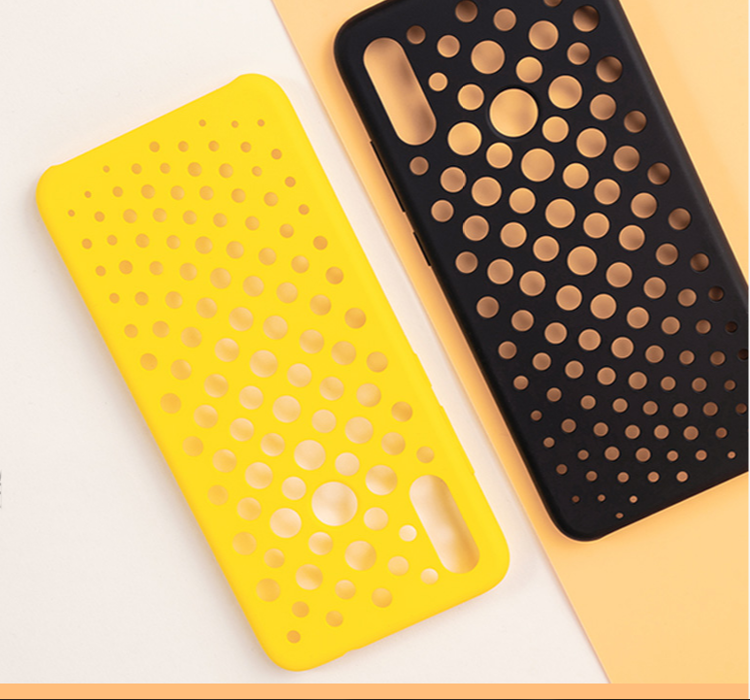 Etui oryginalne Xiaomi Art Hard Case Yellow do Xiaomi Redmi Note 7 żółte
